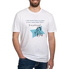 Homeland Security Boyfriend - Mens Shirt