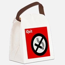 FIN-iquit-smoking.png Canvas Lunch Bag