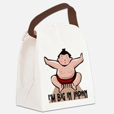FIN-big-in-japan.png Canvas Lunch Bag