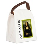 anomalis-FIN.tif Canvas Lunch Bag