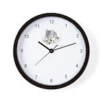 Chinchilla Wall Clock