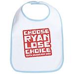 Choose Ryan Lose Choice Bib