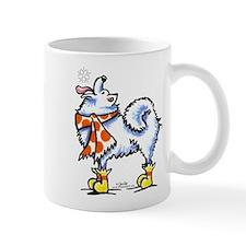 Samoyed Snowflake Mug