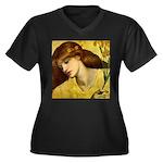 Sancta Lilias by Rossetti Women's Plus Size V-Neck