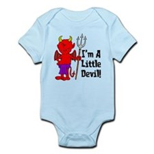 Im A Little Devil Infant Bodysuit