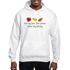 Leaves Steal My Sanity Hoodie Sweatshirt