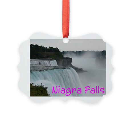 NIAGRA FALLS X™ Picture Ornament