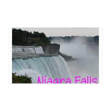 NIAGRA FALLS X™ 35x21 Wall Decal