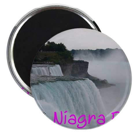 "NIAGRA FALLS X™ 2.25"" Magnet (100 pack)"