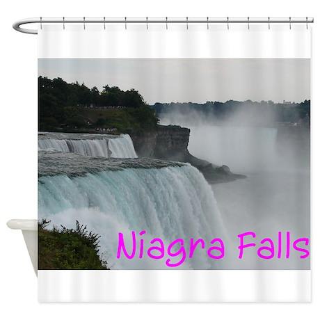 NIAGRA FALLS X™ Shower Curtain