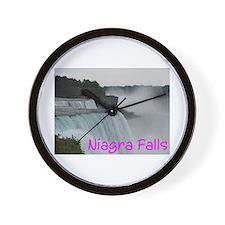 NIAGRA FALLS X™ Wall Clock