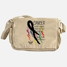 Cancer more than one Messenger Bag