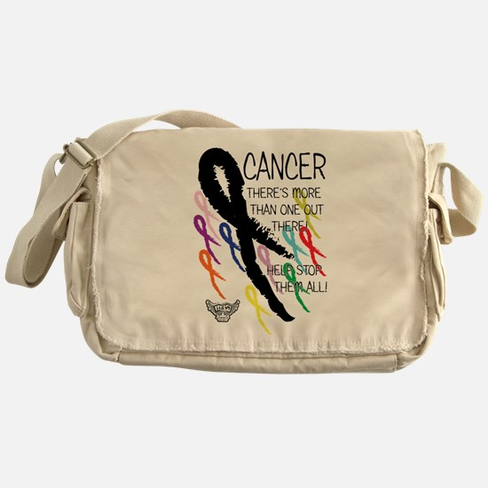 Cancer more than one Messenger Bag