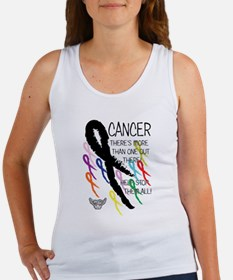 Cancer more than one Women's Tank Top