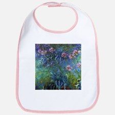 Claude Monet Jewelry Lilies Bib