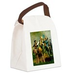 Spirit '76 - Airedale #6 Canvas Lunch Bag