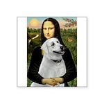 MonaLis-Anatolian Shep1 Square Sticker 3