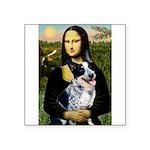 MonaLis-AussieCattleDog Square Sticker 3
