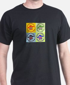 2x2 Popart Smarty T-Shirt