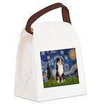 Starry - Tri Aussie Shep2 Canvas Lunch Bag