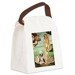 Venus / Beardie #1 Canvas Lunch Bag