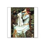 Ophelia / Bedlington T Square Sticker 3