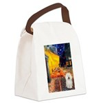 Cafe & Bolognese Canvas Lunch Bag