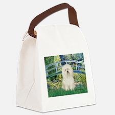 Bridge & Bolognese Canvas Lunch Bag
