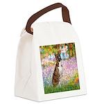 Garden & Boxer Canvas Lunch Bag