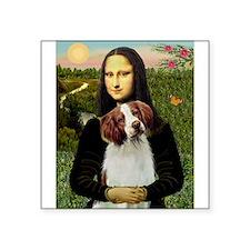 """Mona / Brittany S Square Sticker 3"""" x 3"""""""