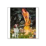 Fairies / Brittany S Square Sticker 3