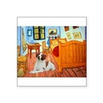 Room / Brittany Square Sticker 3