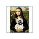 Mona /Cairn T Square Sticker 3