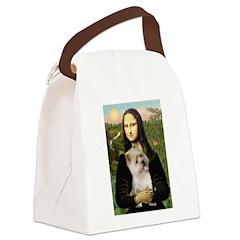 Mona / Cairn T (brin) Canvas Lunch Bag