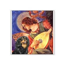 """Angel (3) & Cavalier (BT) Square Sticker 3"""" x 3"""""""