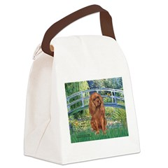 Bridge & Ruby Cavalier Canvas Lunch Bag