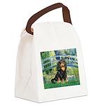 Bridge & Cavalier (BT) Canvas Lunch Bag
