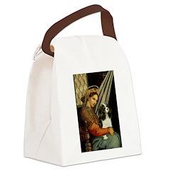 Madonna & Tri Cavalier Canvas Lunch Bag