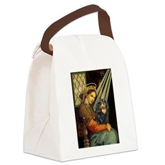 Madonna & Cavalier (BT) Canvas Lunch Bag