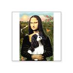 Mona's Tri Cavalier Square Sticker 3