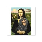 Mona's Cavalier (BT) Square Sticker 3