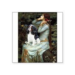 Opohelia & Tri Cavalier Square Sticker 3