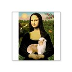 Mona/Puff Square Sticker 3