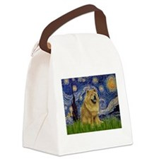 Starry / Chow #! Canvas Lunch Bag