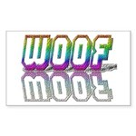 Mona's Coton de Tulear Puzzle Coasters (set of 4)