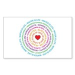 The Kiss / Coton Puzzle Coasters (set of 4)