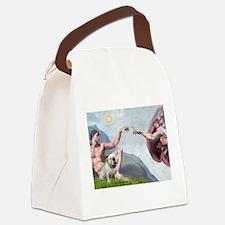Creation / English BD (#9) Canvas Lunch Bag