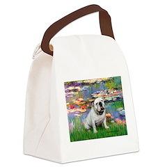 Lilies (#2) & Englsih BD (#9) Canvas Lunch Bag