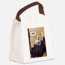 Mom's English BD (#9) Canvas Lunch Bag