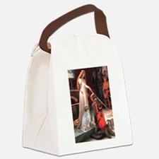 Accolade / English Setter Canvas Lunch Bag